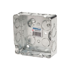 *VP*BC-52151-K    BOX 4 INCH SQUARE