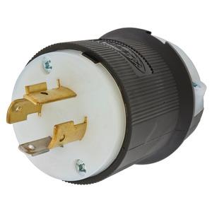 HBL2411     H/H 20A/125/250V T/L PLUG