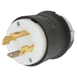 HBL2711     H/H 30A/125/250V T/L PLUG
