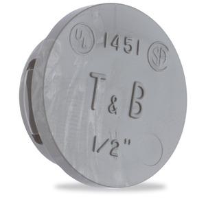 1451       T&B 1/2 INCH KNOCKOUT PLUG