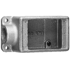 FSS1  C-HINDS 1/2 INCH DEVICE BOX CROUSE